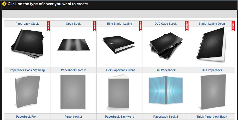 Software aplikasi gratis untuk membuat cover ebook 3d for Software di architettura gratuito online