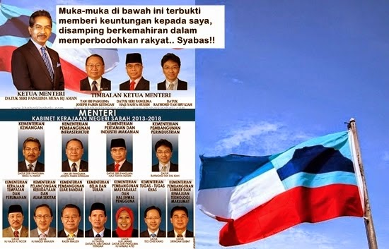 Sabah BN are so narrow minded