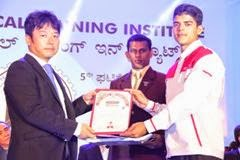 Toyota Technical Training Institute (TTTI) confers degrees to 64 students from Rural Karnataka