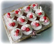 Hantaran - Cupcake Fondant