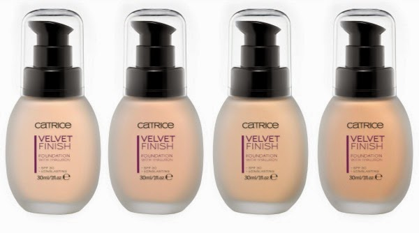 CATRICE Velvet Finish Foundation with Hyaluron NEU*
