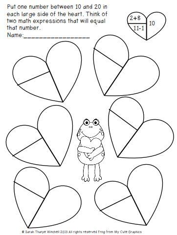 I Dream of First Grade February 2013