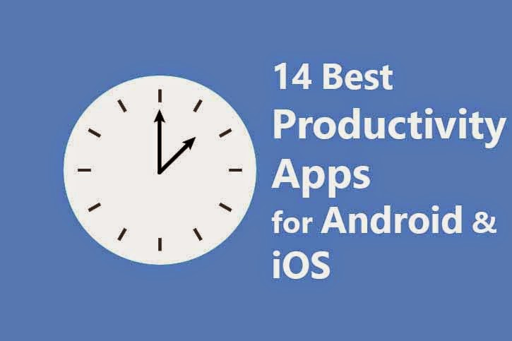 14 Best Productivity Apps for Android And iOS