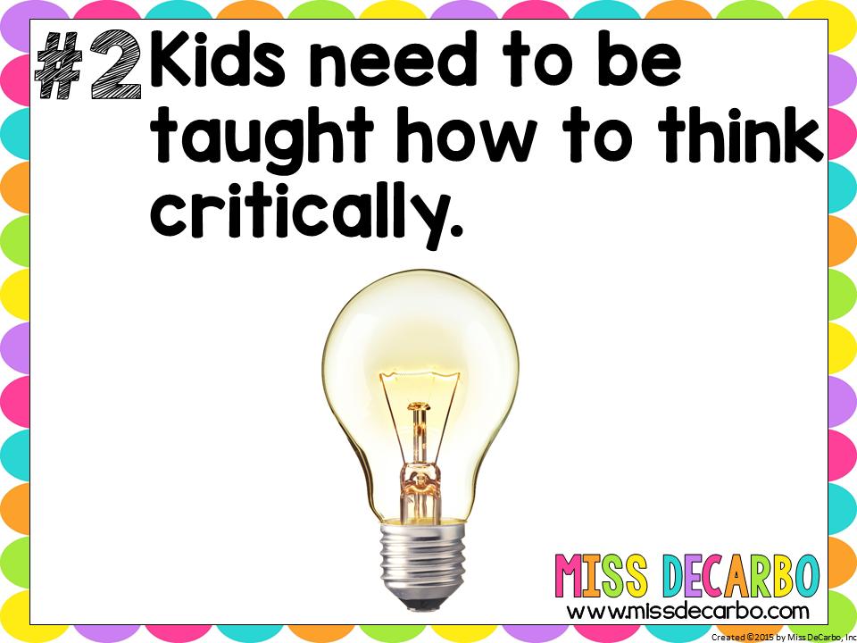 critical thinking math activities first grade
