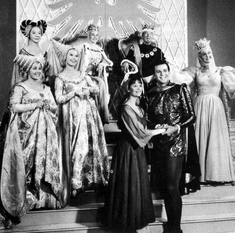 Lesley Ann Warren in Rodgers + Hammerstein's Cinderella (1965)