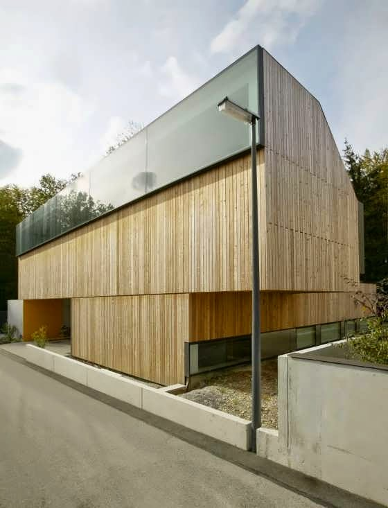 SLOVENIA TRADITIONAL TRANSFORM INTO MODERN HOUSE DESIGN WITH