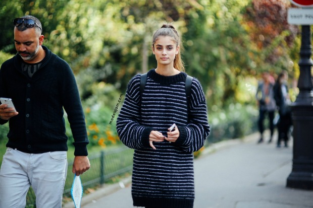Taylor Hill in Paris