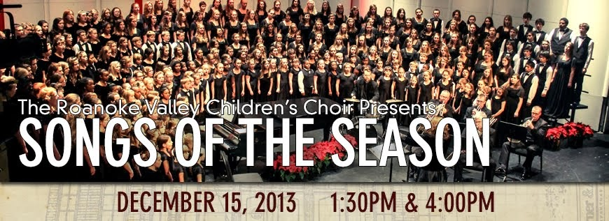 Roanoke Valley Children's Choir