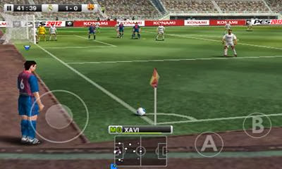 PES 2012 1.0.5 Full APK + Data