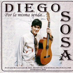 Payador Oriental Diego Sosa Sitio Oficial