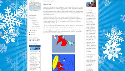 Calvin's Blog