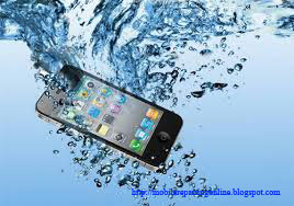 Keep Your mobile Phone Away from Water