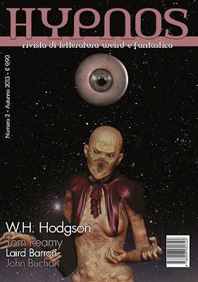 Hypnos. Vol. 2, Autunno 2013, copertina