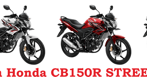 Harga Sepeda Motor Honda Cb