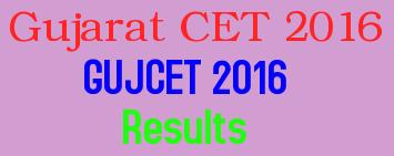 GUJCET 2016 Result, Gujarat CET Result 2016, GUJCET 2016