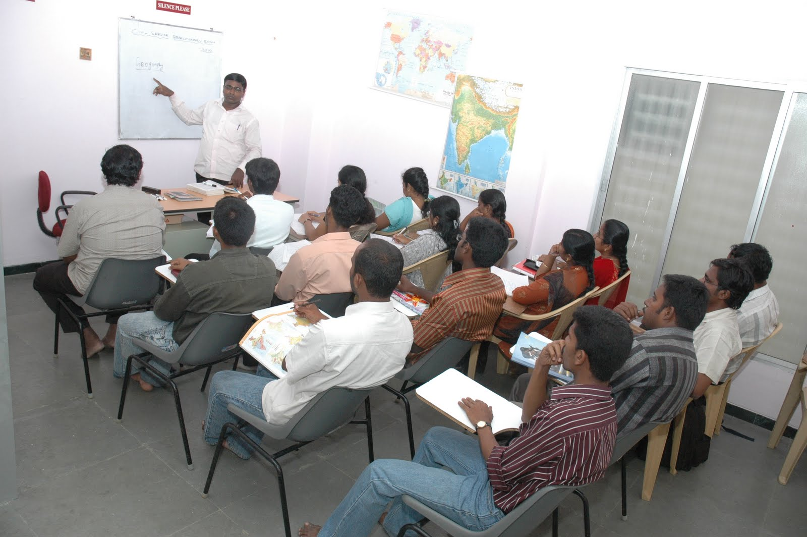 SHANMUGAM TNPSC COACHING CENTRE