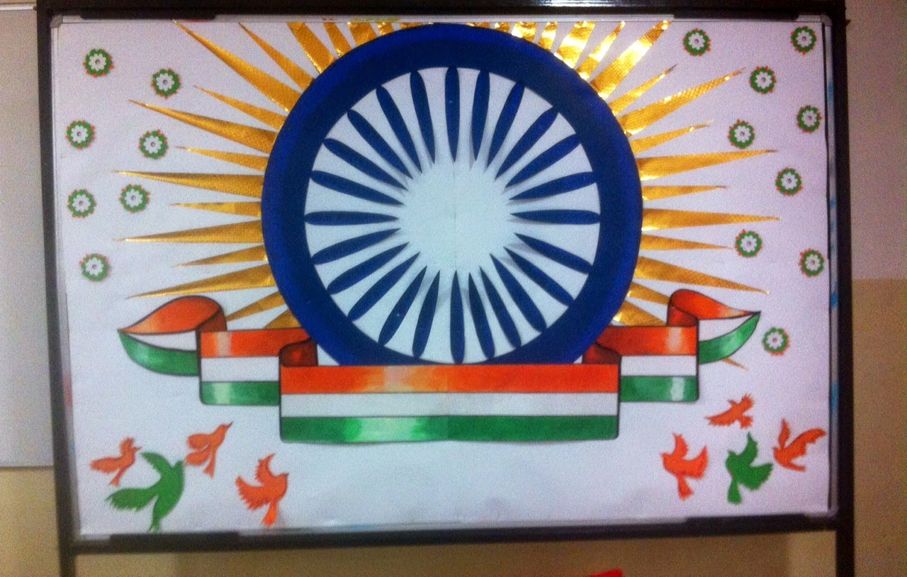 Search results for 26 january board decoration for Decoration board