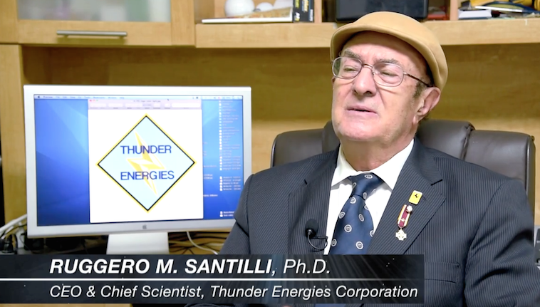 Risultati immagini per alien entity, Dr. Santilli, Thunder Energies Corporation
