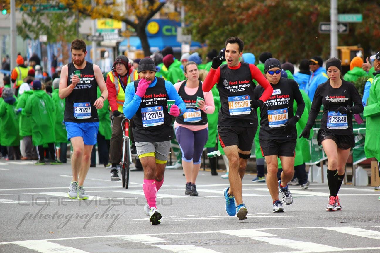El Maratón de la Ciudad de Nueva York -  Foot Locker