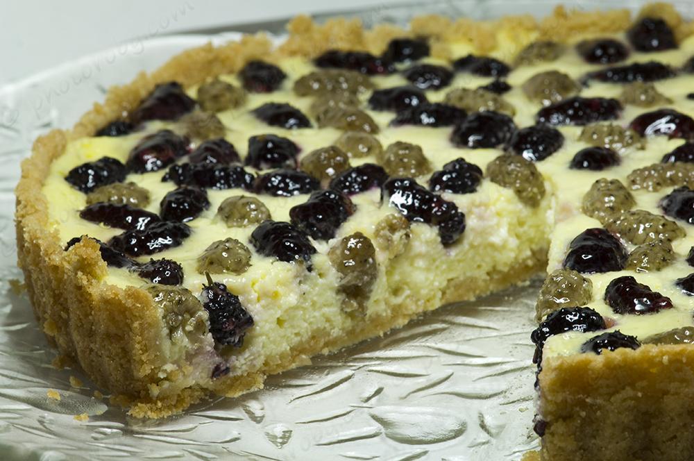 Mulberry Fruit Cake