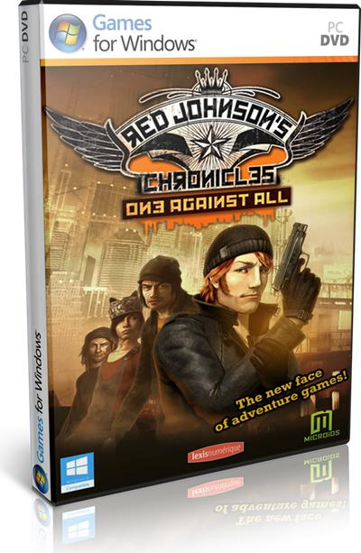 Red Johnson's Chronicles 2 One Against All PC Full Español Skidrow Descargar