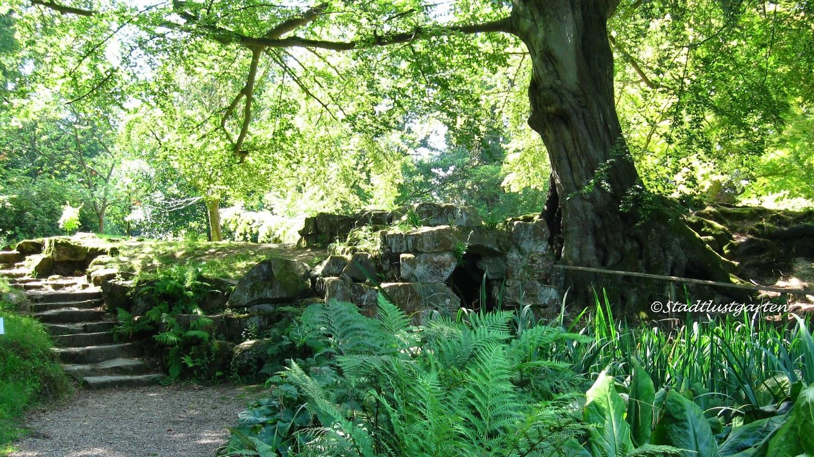 stadtlustgarten: englische gärten - hever castle and gardens / kent, Garten Ideen