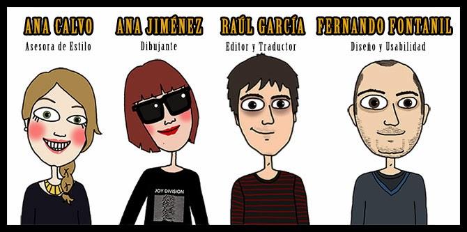 El equipo de Letras Indie