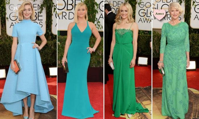 Red Carpet Golden Globe Awards 2014