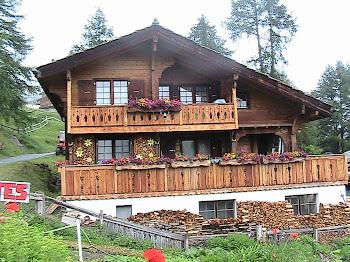 lo chalet svizzero