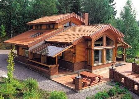 Resort turismo por colombia planos casas de madera for Casas americanas de madera