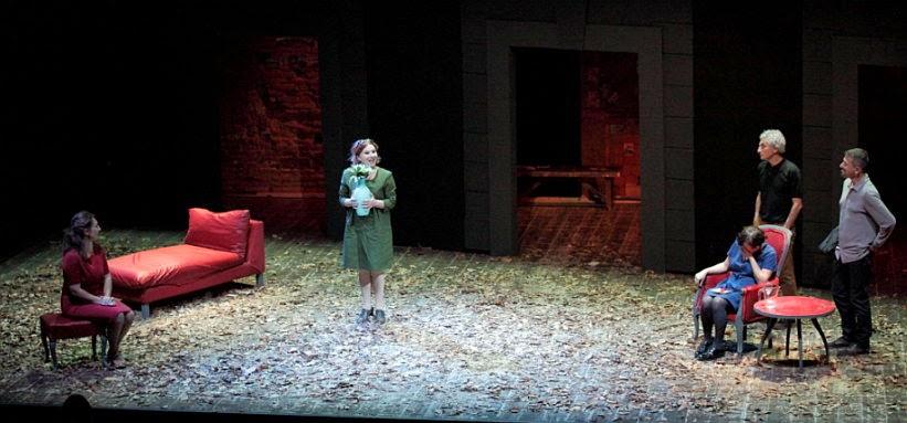 Dal 12 al 14 novembre al Teatro Sala Fontana di Milano va in scena Giusto la fine del mondo