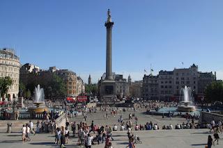 Trafalgar Square (Londres, Inglaterra)