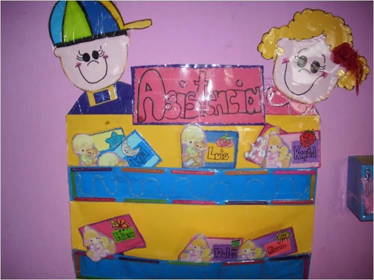 Asistencia para preescolares imagui for Asistenciero para jardin de infantes