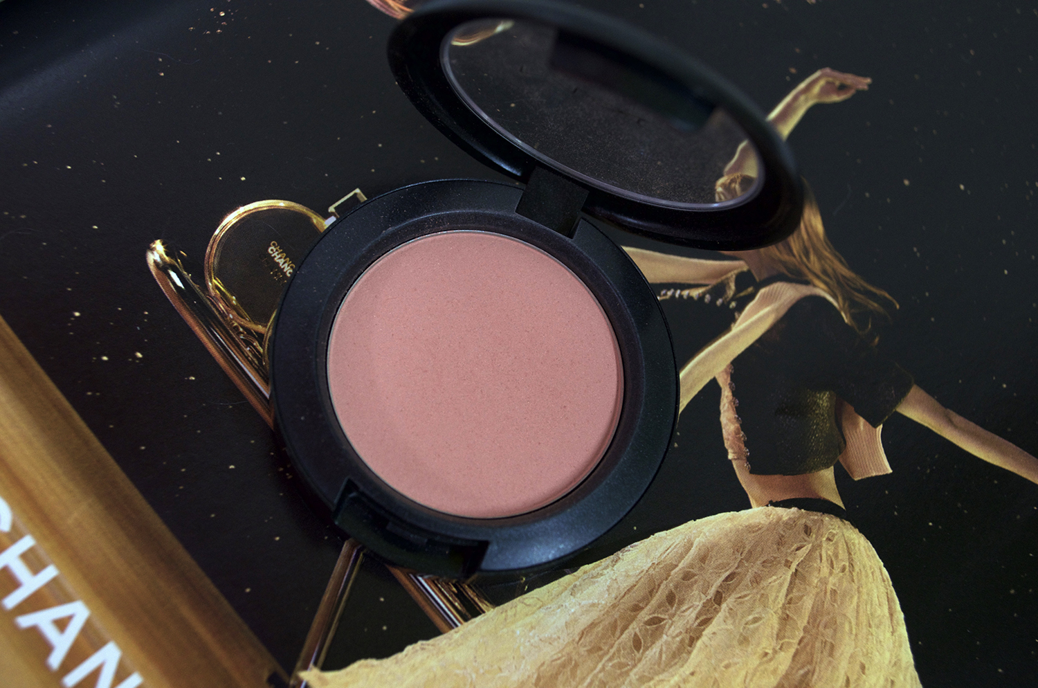 MAC Prolongwear Blush Stay By Me