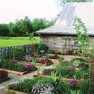 Two Men and a Little Farm: INSPIRATION THURSDAY, GARDEN PLOTS