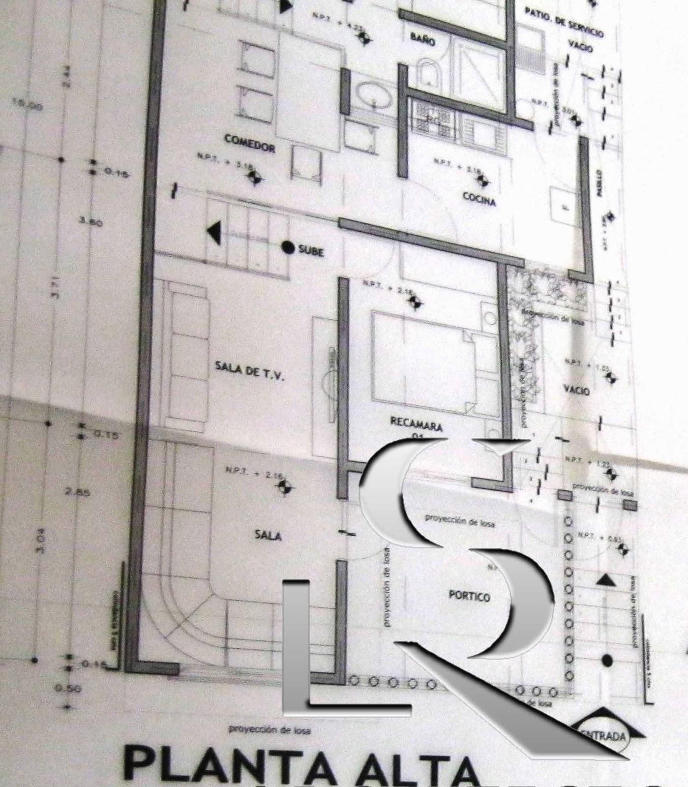 Plantas para construir casas Planos de casas para construir de una planta