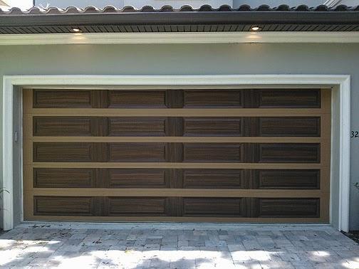 June 2014 Everything I Create Paint Garage Doors To