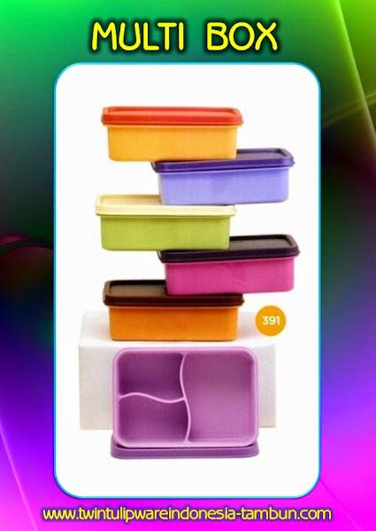 Multi Box | Produk Tulipware Terbaru 2014
