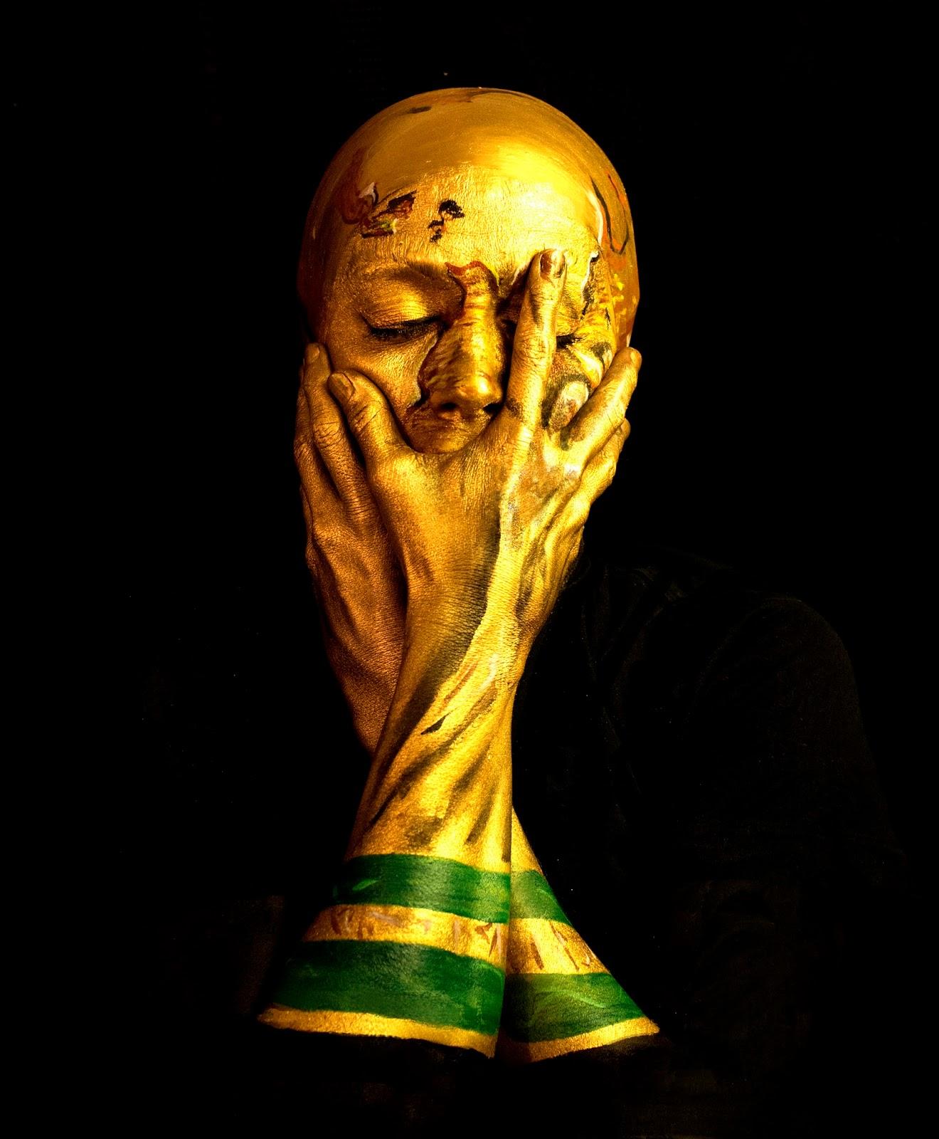Taça da Copa do Mundo - Emma Allen