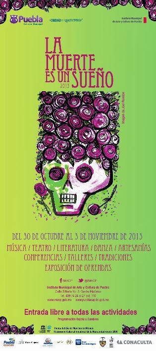 festival de día de muertos puebla 2013