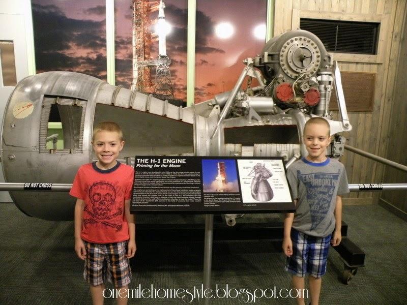 Kansas Road Trip - Cosmosphere