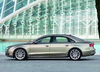 Audi A8 L HD Wallpaper