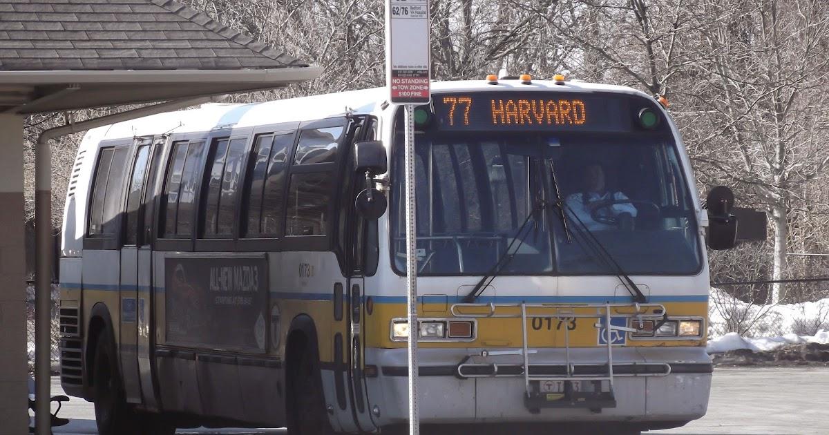 Miles On The Mbta 77 Arlington Heights Harvard Station