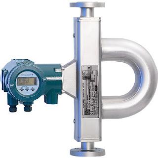 Coriolis flow meter by Yokogawa