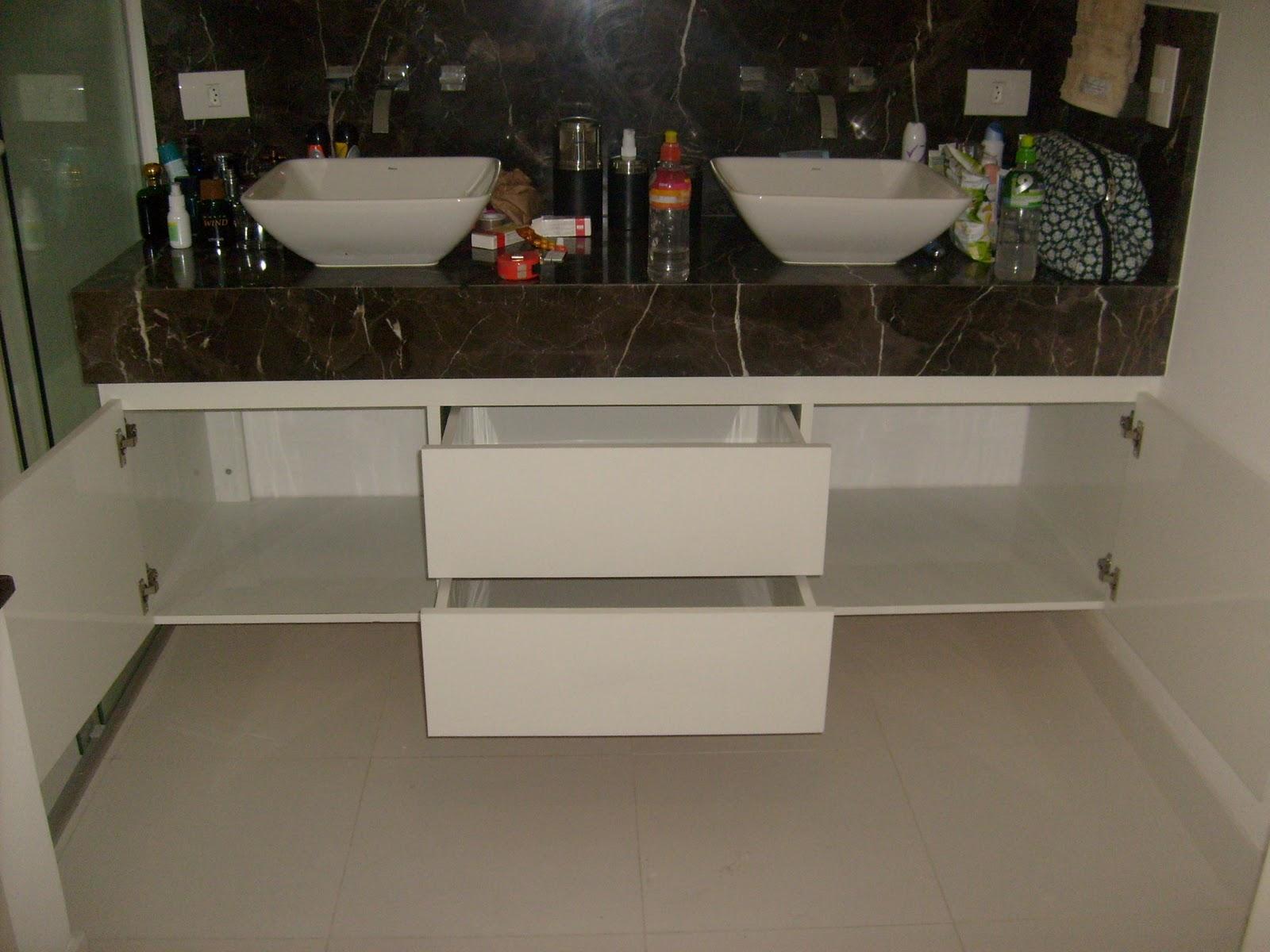 MARCENARIA #614B38 1600x1200 Armario Banheiro Casal