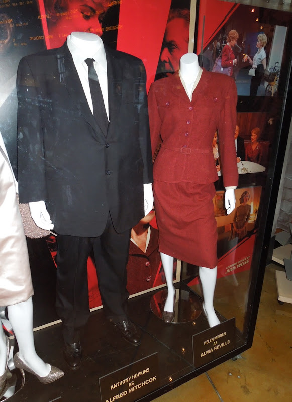 Anthony Hopkins Helen Mirren Hitchcock movie costumes