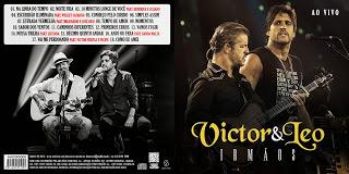 CD Victor & Leo – Irmãos Ao Vivo (2015)