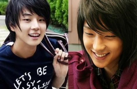 Yoon Shi Yoon And Lee Hong Ki Herstoria: Words to Te...