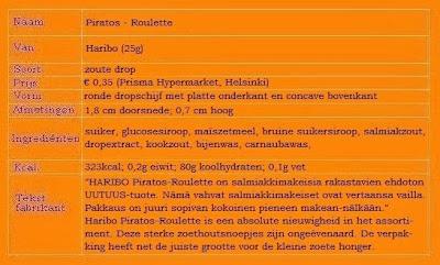Piratos - roulette