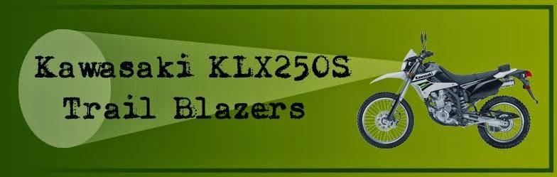 Kawasaki KLX250S Trail Blazers